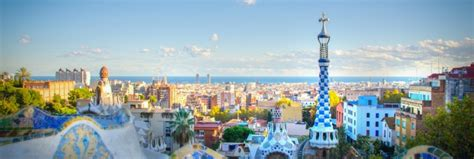 Park Guell Tickets Tourist Attractions Barcelona Spain Park G 252 Ell