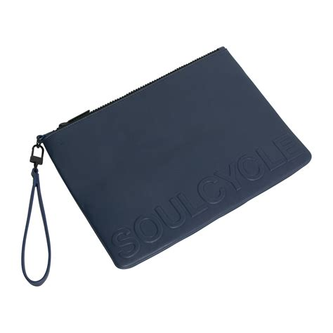 Soulcycle Zip Pouch S  Usd Soulcycle Shop