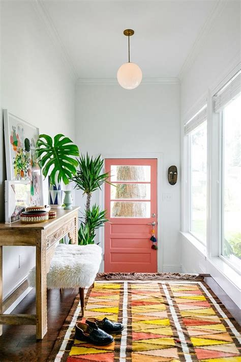 ideas  decorar la entrada de tu casa
