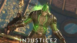 INJUSTICE 2 BANE AND GORILLA GRODD INTRO DIALOGUE - YouTube