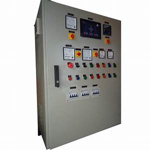 Automatic Aluminium Amf Control Panel  Rs 35000   Piece S