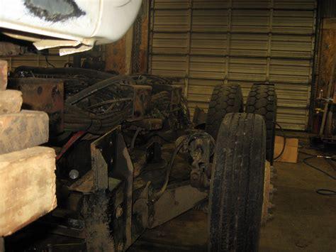 frame rail replacement modern mack truck general