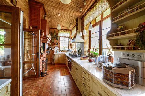cabin style kitchen cabinets log cabin kitchens cabinets design ideas designing idea