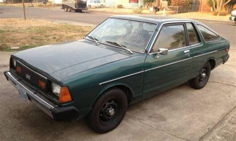 1980 Datsun B210 by 1980 Datsun B210 Hatchback Coupe For Sale In Salem Oregon