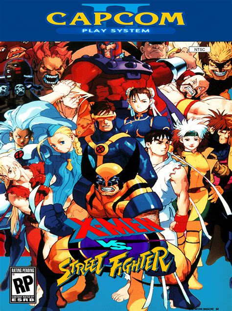 fighter street vs games launchbox box