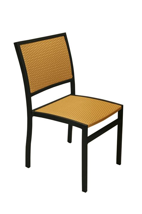 florida seating commercial aluminum pe weave outdoor