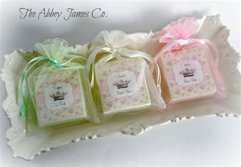 shabby chic baby shower favors shabby chic shower favors tea party favors baby shower