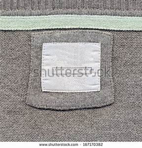 blank fabric label on green jeans stock photo 187025423 With blank woven labels