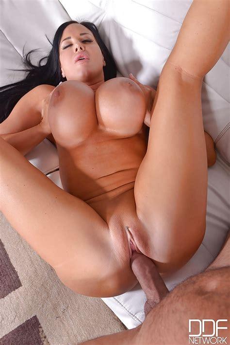 Big Boobed Brunette Latina Sybil Stallone Riding Cock During Hardcore Sex