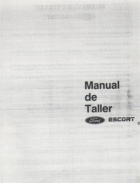 descargar manual de taller ford zofti descargas gratis