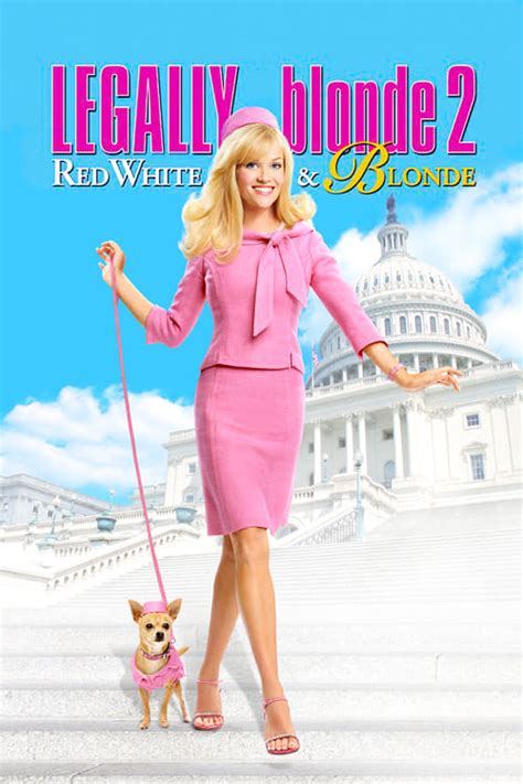 legally blonde  red white blonde