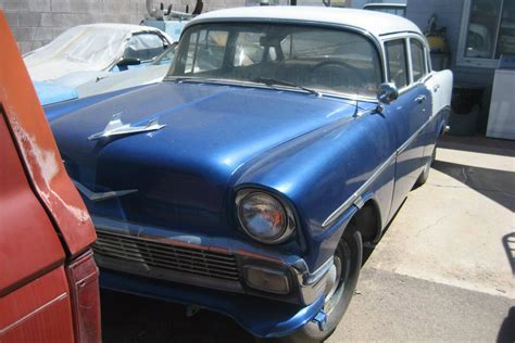 Starts & Runs For $3,500! 1956 Chevrolet 210
