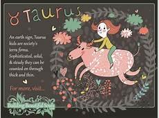 The Taurus Child Taurus Girl & Boy Traits & Personality