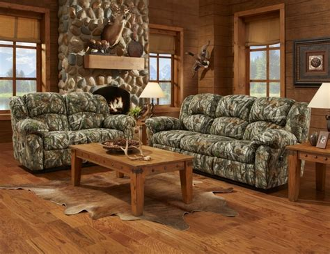camouflage sofa set camo couch  loveseat shop