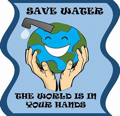 Conservation Water Poster Save Clipart Clip Posters