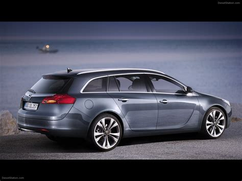 Opel Insignia Sports Tourer by Opel Insignia Sports Tourer 2009 Car Picture 07 Of