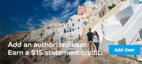 But an authorized user can't cancel the credit card, change the billing address, or unlike most other card issuers, american express lets accountholders set spending limits on authorized user cards. (EXPIRED) Earn $15 When Adding Authorized User To Barclays Card (Targeted)