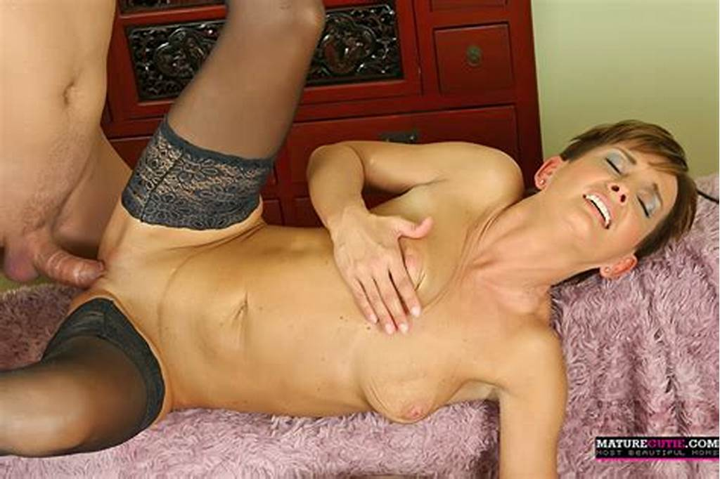 #Old #Russian #Milf #Enjoying #To #Suck #Young #Cock #And #Moans #From #Pleasure #When #The #Boy #Fucks #Her #Aged