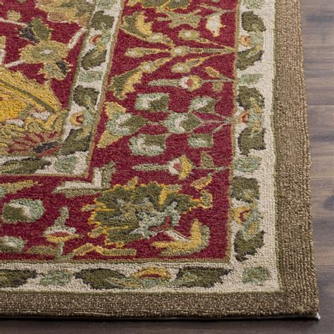 simple area rugs rug ezc761a easy care area rugs by safavieh