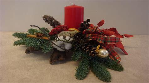 Gestecke Für Weihnachten Selber Machen by Adventsgesteck Selber Machen Dekorieren F 252 R Weihnachten