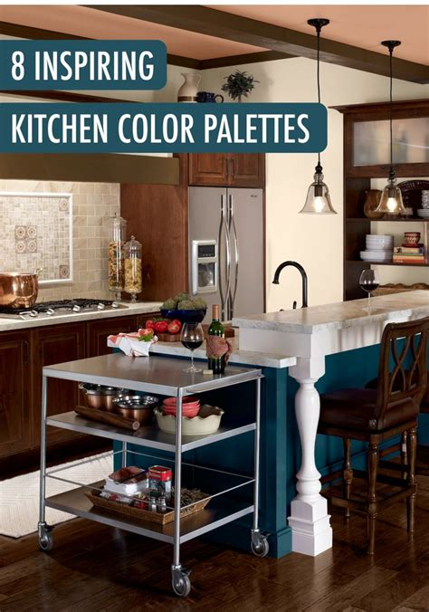 82 best images about colorful kitchens on