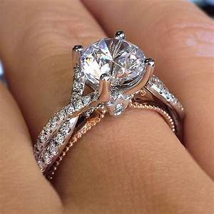 35 best images about rose gold engagement rings on With bad wedding rings