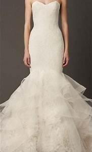 Vera wang lillian 120313 2200 size 8 used wedding for Vera wang lillian wedding dress