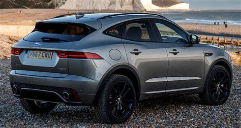2018 Jaguar Epace Joins Compact Luxury Suv Party