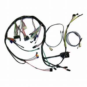 1967 Mustang Wiring To Tachometer