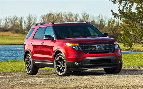 2013 Ford Explorer Sport Priced At $41,545