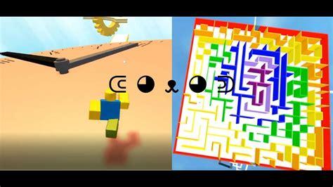 roblox crazy maze mega challenge  easy obby
