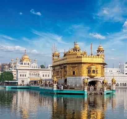 Sahib Harmandir Temple Amritsar Golden India Britannica