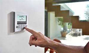 Alarme Périmétrique Pour Maison : alarme maison sans fil somfy syst me d 39 alarme sans fil ~ Premium-room.com Idées de Décoration