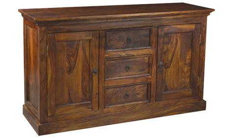 Indian Wood Sideboard by Large Sheesham Sideboard Trade Furniture Company