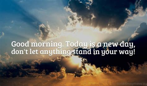 4 Good Morning Pictures  Today Is A New Day