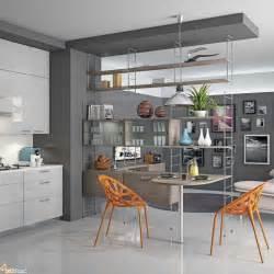 Beautiful Divisori Cucina Soggiorno Images - Design & Ideas 2017 ...