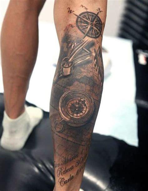 leg tattoos  men designs ideas  meaning tattoos