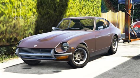 Datsun 240zg by Datsun Fairlady 240z Gta5 Mods