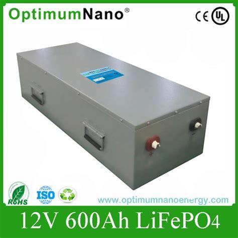 batterie für wohnmobil 12v 600ah lifepo4 wohnmobil lithium batterie lieferanten und hersteller china fabrik preis