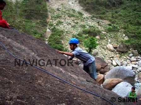 Adventure Camp For Darjeeling Sikkim Student