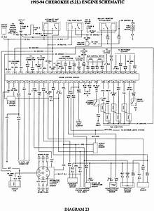 Wiring Diagram For 1999 Jeep Cherokee