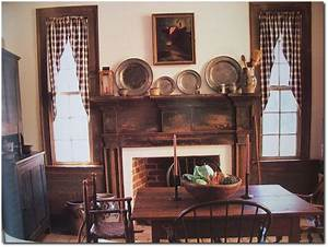 Primitive, Country, Decorating, Ideas