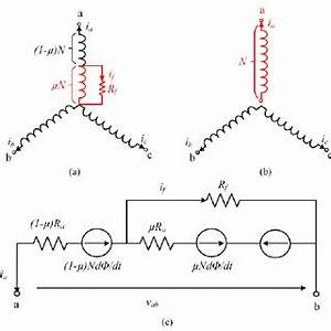 pdf fault signature of a flux switching dc field generator With opencircuitfaults