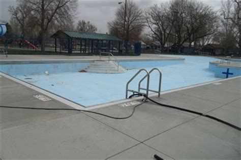 Argo Park Swimming Pool  Denver, Co  Public Swimming