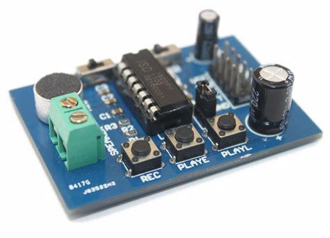 Isd Voice Board Sound Recording Recorder Playback
