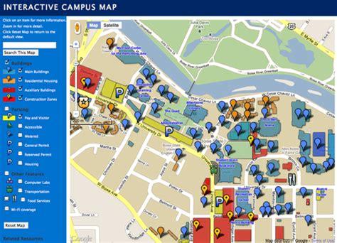 campus map college  engineering