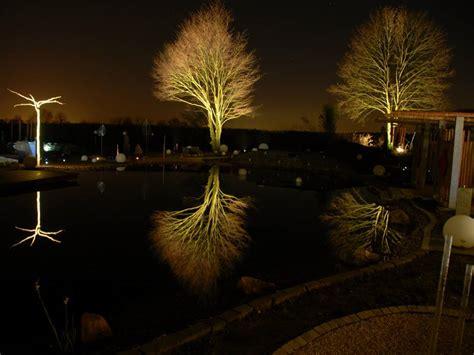 Licht Im Garten  Galabau Mähler Gartenstrahler