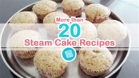 Cetakan Banana Steam Cake 20 delicious steam cake recipes steamcake cupcake