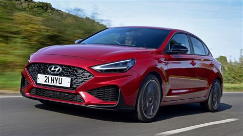 Hyundai i30 Fastback hatchback review 2020 review   Carbuyer