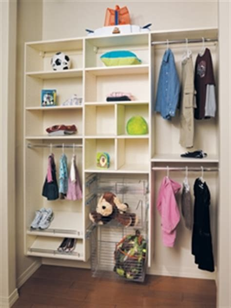 maximize space in your small closet